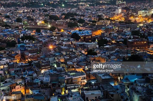 The blue city Jodhpur