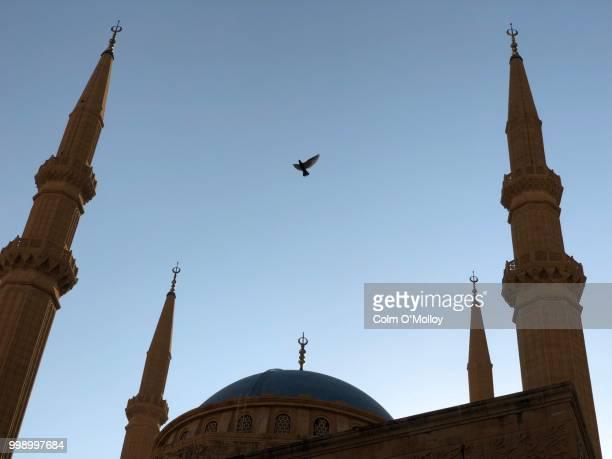 The Blue Mosque, Beirut