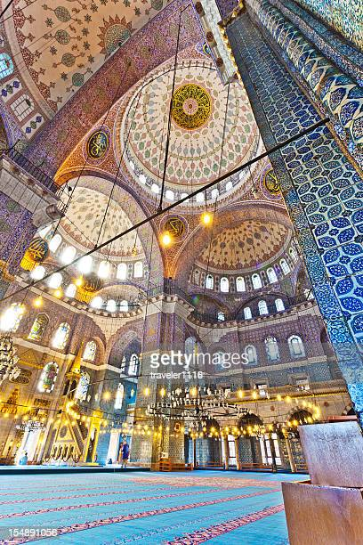 The Blue Mosque In Istanbul, Turkey