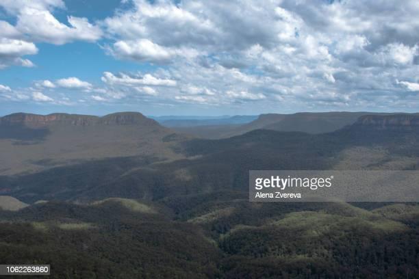 The Blue Mountains National Park, Australia
