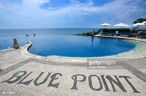 The Blue Point resort on February 19 2010 in Uluwatu Southern Bali Indonesia