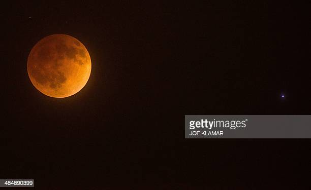 30 Total Lunar Eclipse Over South Korea Pictures, Photos & Images