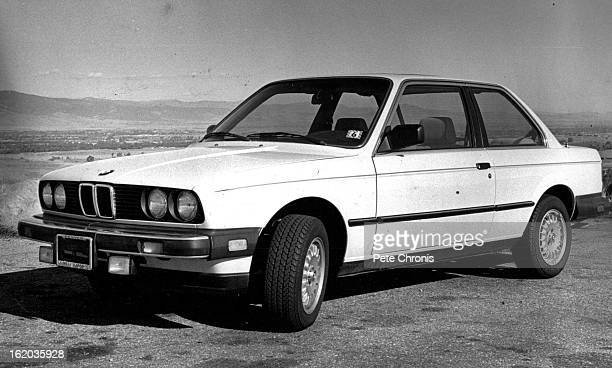 SEP 6 1983 OCT 15 1983 The BMW 318i has a touch of wedge shape and a roof that blends into the beltline