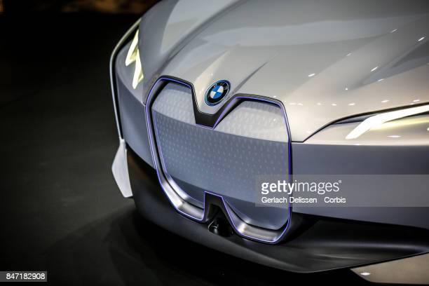 The BMW i Vision Dynamics concept on display at the 2017 Frankfurt Auto Show 'Internationale Automobil Ausstellung' on September 13 2017 in Frankfurt...