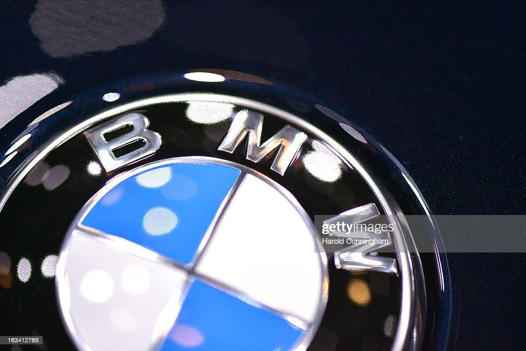 2013 Geneva Auto Show : News Photo