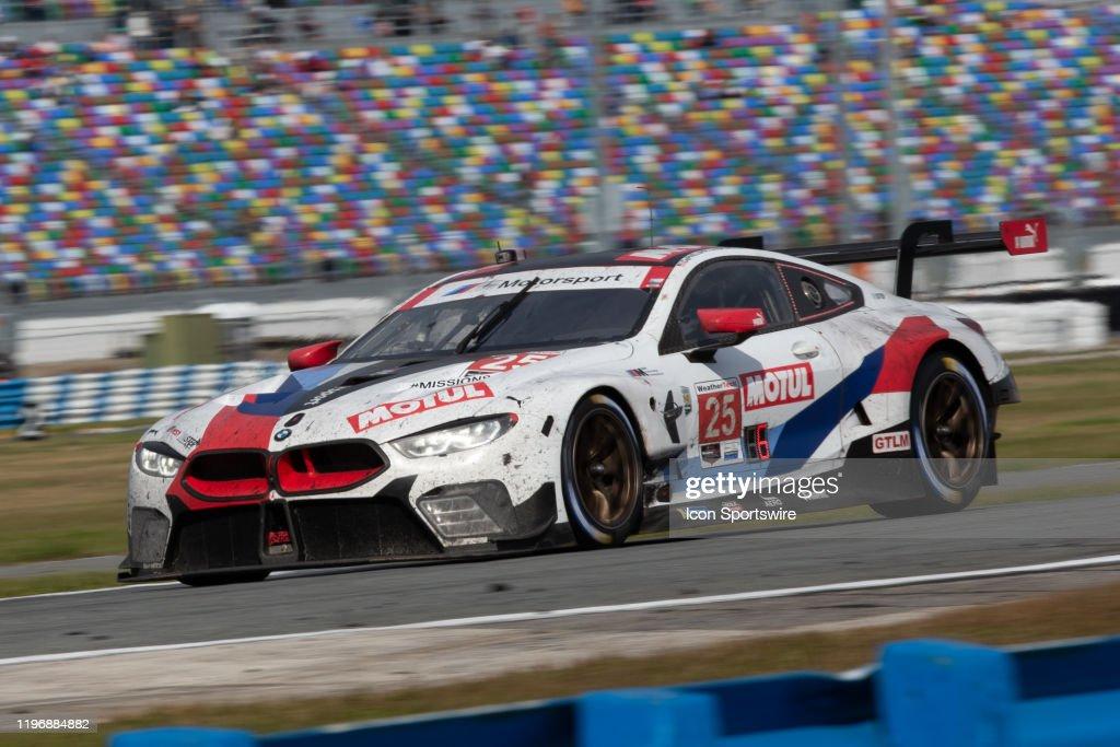 AUTO: JAN 26 IMSA Rolex 24 at Daytona : News Photo