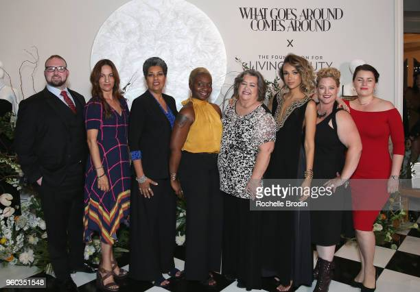 The Board Members of Living Beauty attend The Foundation for Living Beauty Dinner Under the Stars on May 19 2018 in Beverly Hills California