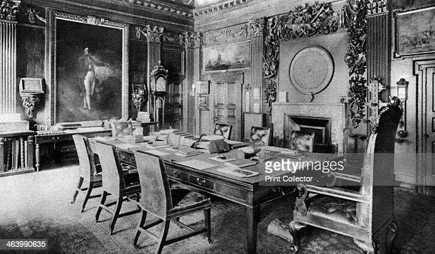 The Board Room of the Admiralty London 19261927 From Wonderful London volume II edited by Arthur St John Adcock published by Amalgamated Press