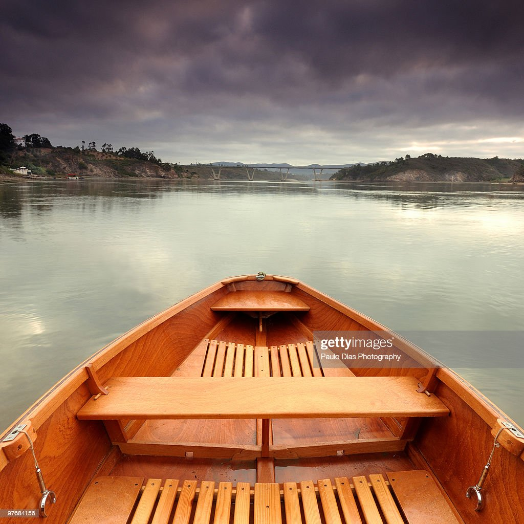 The Boat : Stock Photo