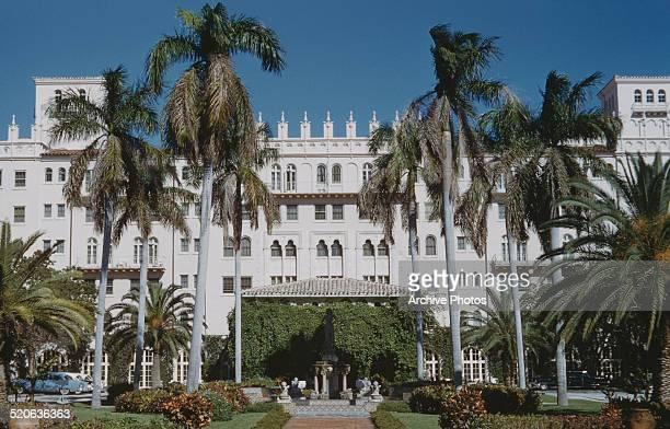 The Boca Raton Resort and Club in Boca Raton Florida USA circa 1960