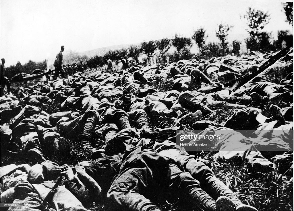 Italian World War I Casualties : Photo d'actualité