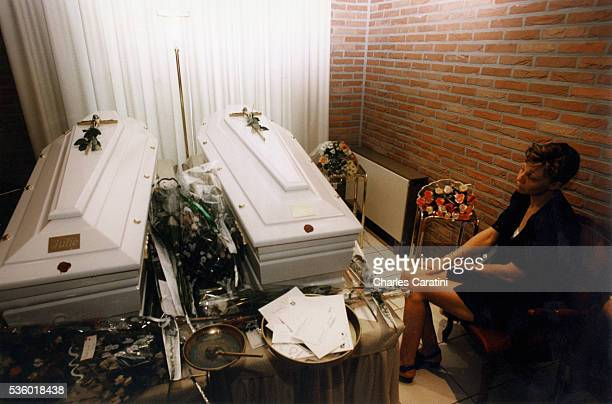 The bodies of Julie Lejeune and Melissa Russo where found in the house of Belgian killer and rapist Marc Dutroux
