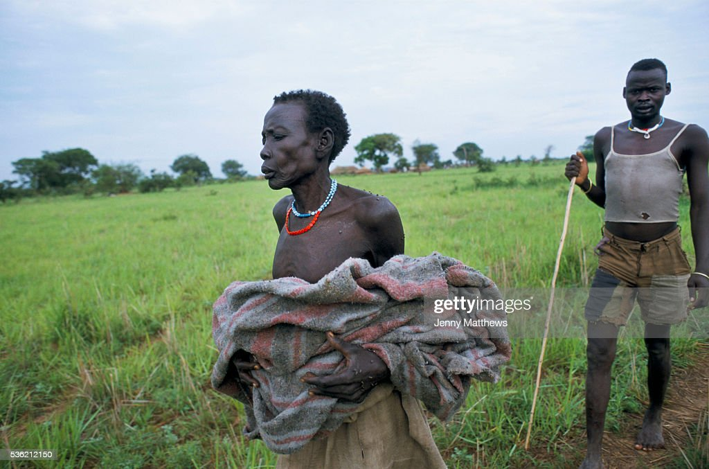 Famine in South Sudan : News Photo