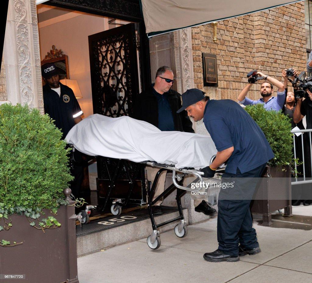 Celebrity Sightings in New York City - June 5, 2018 : News Photo