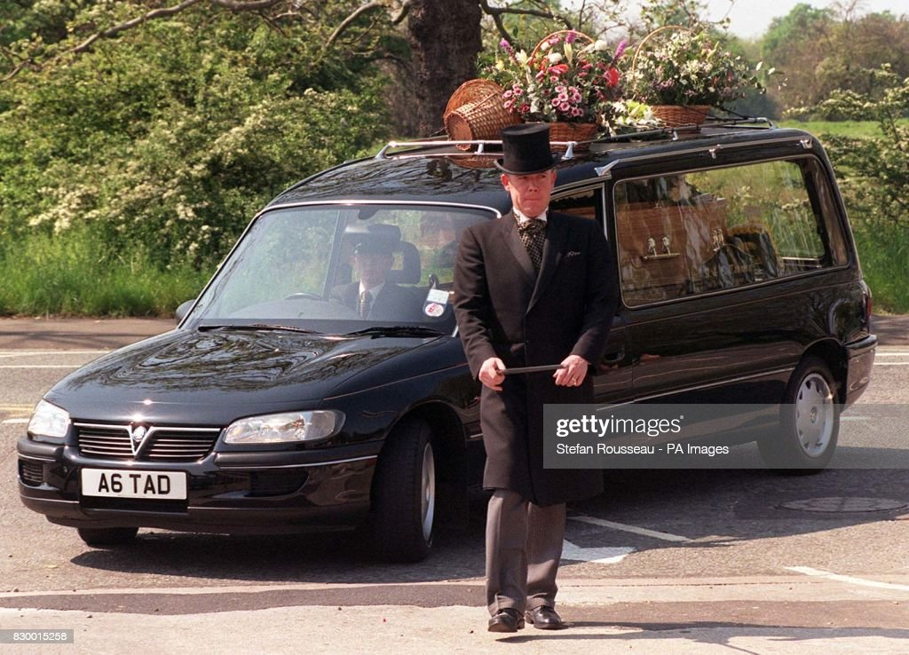 Justin Fashanu funeral : News Photo