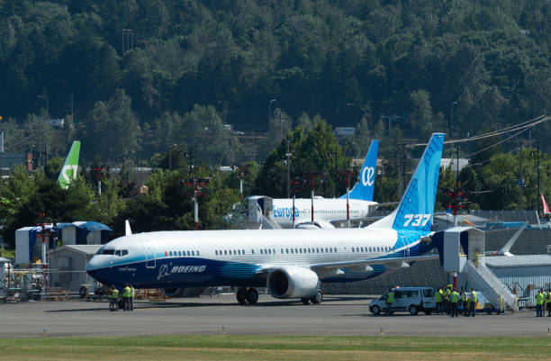 WA: Boeing's Largest 737 Max Jet Takes First Flight