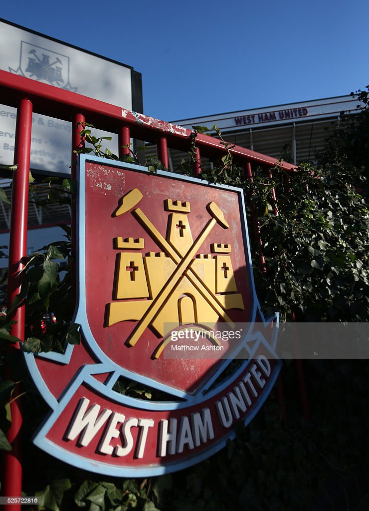 Soccer : Barclays Premier League - West Ham United v West Bromwich Albion : Foto di attualità