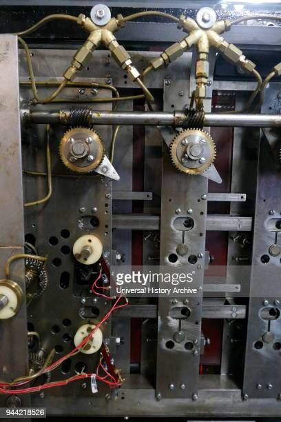 The bombe was an electromechanical device used by British cryptologists to help decipher German Enigmamachineencrypted secret messages during World...