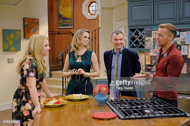 MELISSA JOEY The Book Club Joe finds himself in a compromising position with a bondage author that Mel invited to her book club on all new episode of...