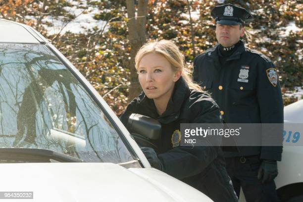 UNIT The Book of Esther Episode 1920 Pictured Kelli Giddish as Detective Amanda Rollins