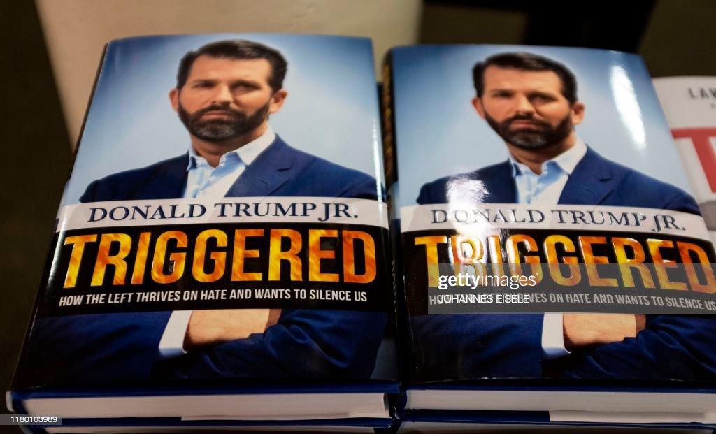 US-POLITICS-BOOK : News Photo