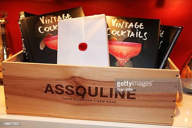 30 Top Assouline Boutique Celebrates The New Publication