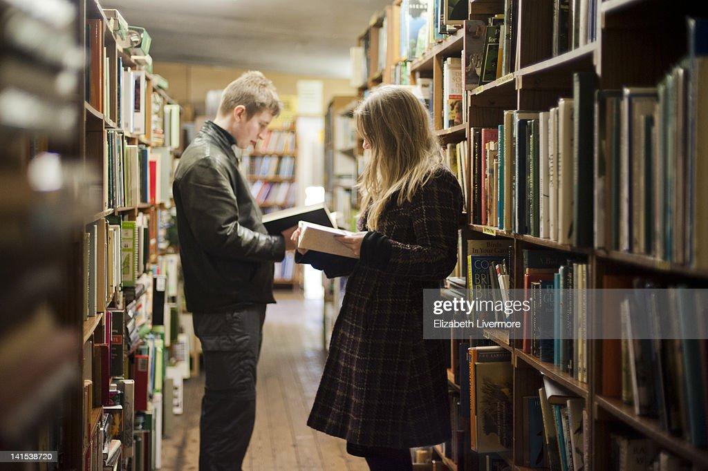 The Bookshop : Stock Photo
