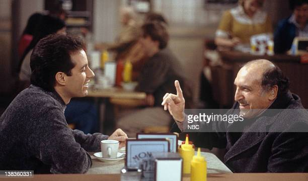 SEINFELD The Bookstore Episode 17 Pictured Jerry Seinfeld as Jerry Seinfeld Len Lesser as Uncle Leo