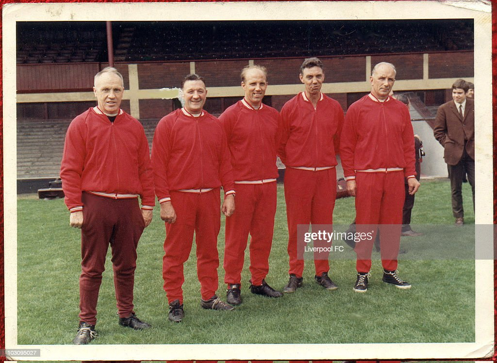 Liverpool Photocall - Bill Shankly and the Boot Room boys : News Photo
