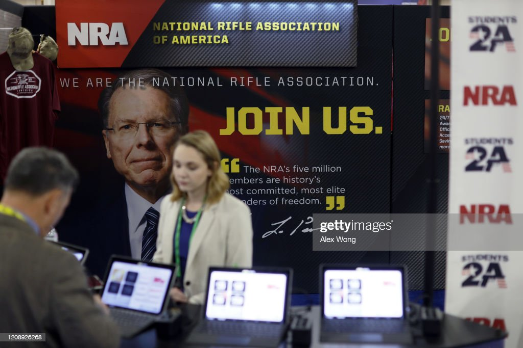 Conservatives Gather At Annual CPAC Event : News Photo