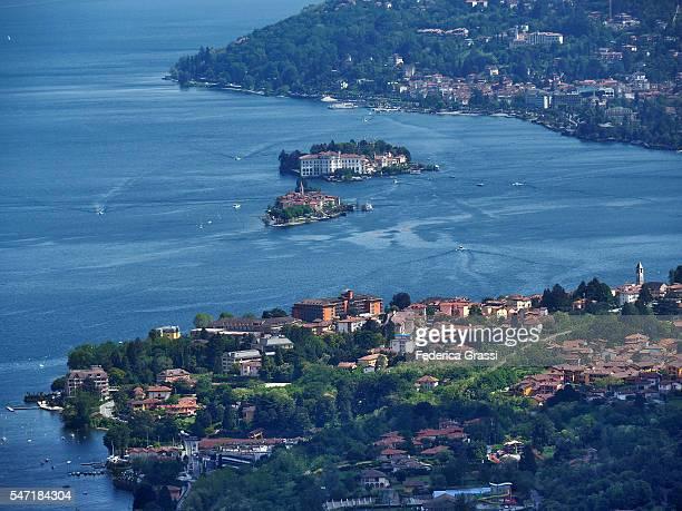 The Borromean Gulf And Its Islands, Lake Maggiore
