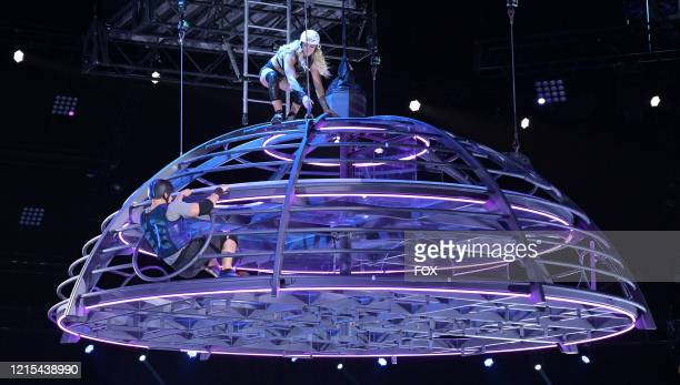 """The Boss chases a contestant during Dome Tag in the You Better Run"""" season premiere episode of ULTIMATE TAG airing Wednesday, May 20 on FOX."""