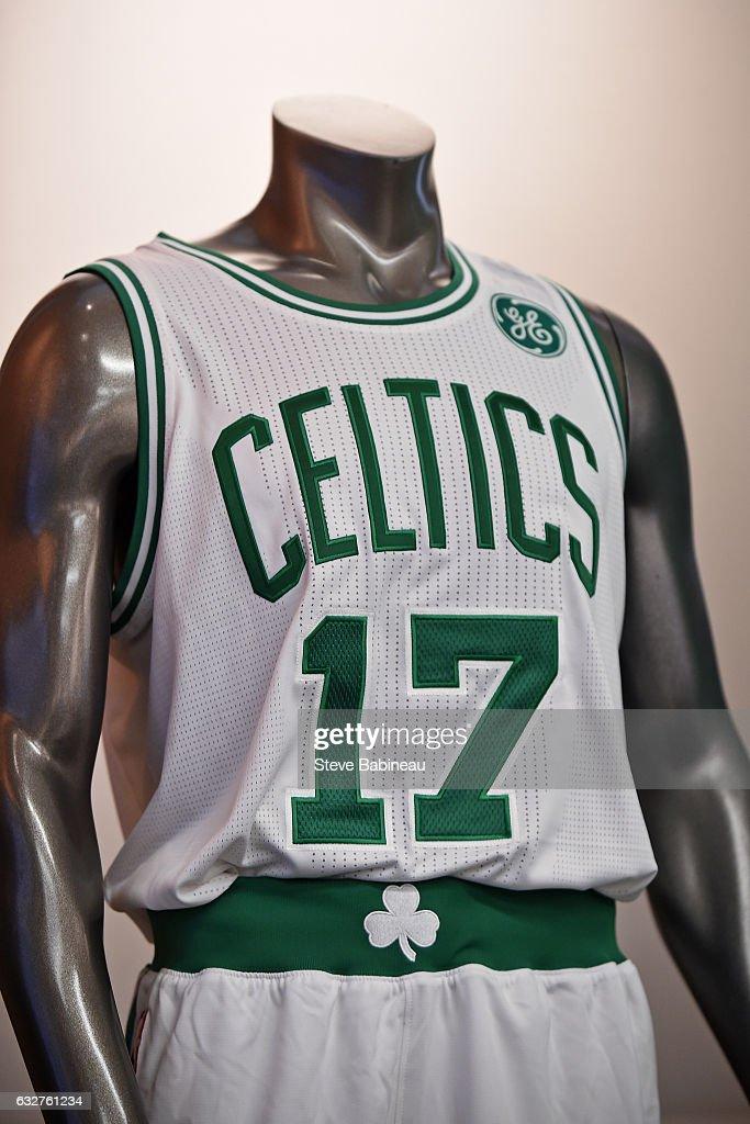 pretty nice b09aa f55e7 The Boston Celtics and GE announce a multiplayer partnership ...