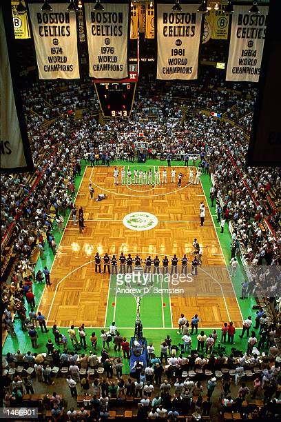 The Boston Garden was the home of many championships from the 1950's through the 1990's in 1987 NOTE TO USER User expressly acknowledges and agrees...