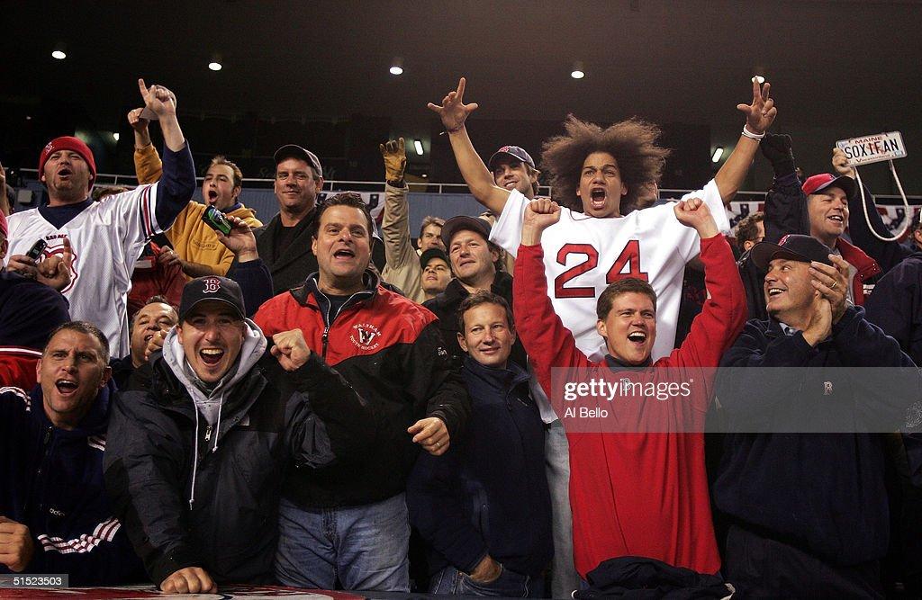Red Sox v Yankees Game 7 : ニュース写真