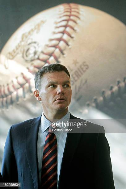 The Boston Red Sox held a press conference this afternoon in the State Street Pavilion at Fenway Park to announce the naming of Ben Cherington to the...