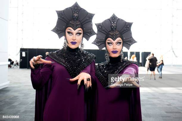 The Boulet Brothers attend RuPaul's DragCon NYC 2017 at The Jacob K. Javits Convention Center on September 10, 2017 in New York City.