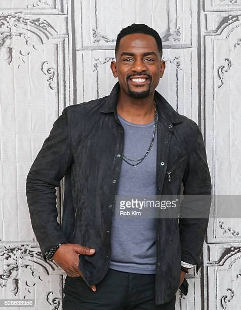 """The Bounce Back"""" cast members Bill Bellamy attends the Build Series at AOL HQ on November 30, 2016 in New York City."""