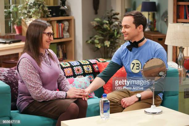'The Bow Tie Asymmetry' Pictured Amy Farrah Fowler and Sheldon Cooper When Amy's parents and Sheldon's family arrive for the wedding everybody is...