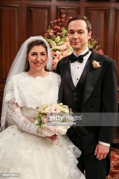 'The Bow Tie Asymmetry' Pictured Behind the Scenes Amy Farrah Fowler and Sheldon Cooper When Amy's parents and Sheldon's family arrive for the...