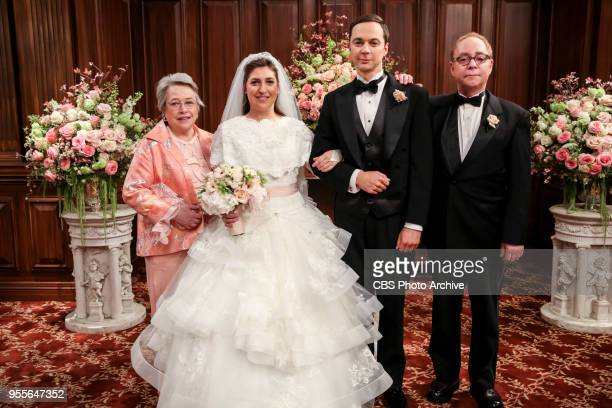 'The Bow Tie Asymmetry' Pictured Behind the Scenes Mrs Fowler Amy Farrah Fowler Sheldon Cooper and Mr Fowler When Amy's parents and Sheldon's family...