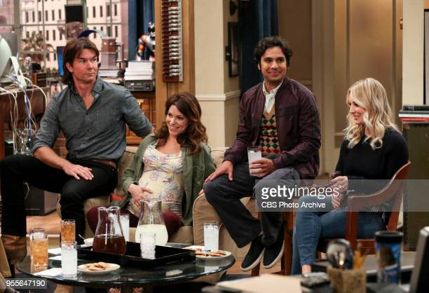 The Bow Tie Asymmetry Pictured George Missy Rajesh Koothrappali and Penny When Amy's parents and Sheldon's family arrive for the wedding everybody is...