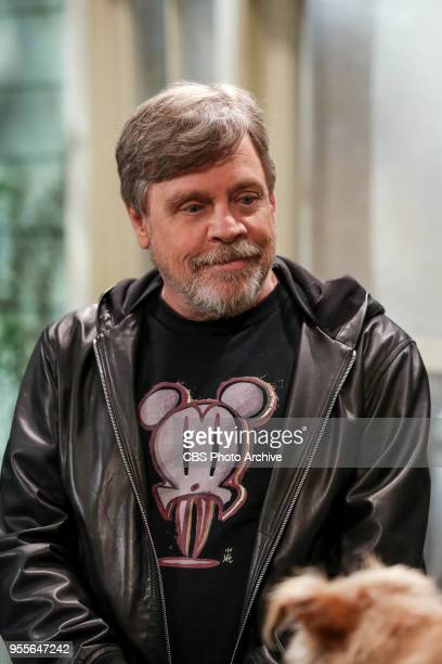 'The Bow Tie Asymmetry' Pictured Mark Hamill When Amy's parents and Sheldon's family arrive for the wedding everybody is focused on making sure all...