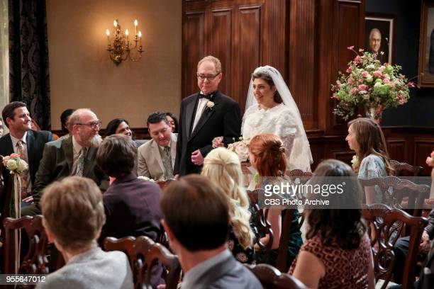 'The Bow Tie Asymmetry' Pictured Mr Fowler and Amy Farrah Fowler When Amy's parents and Sheldon's family arrive for the wedding everybody is focused...