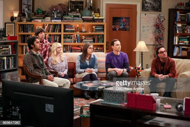 The Bow Tie Asymmetry Pictured Rajesh Koothrappali Howard Wolowitz Bernadette Amy Farrah Fowler Sheldon Cooper and Leonard Hofstadter When Amy's...