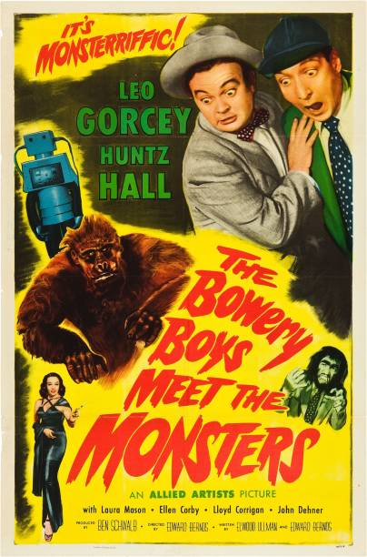 the-bowery-boys-meet-the-monsters-poster