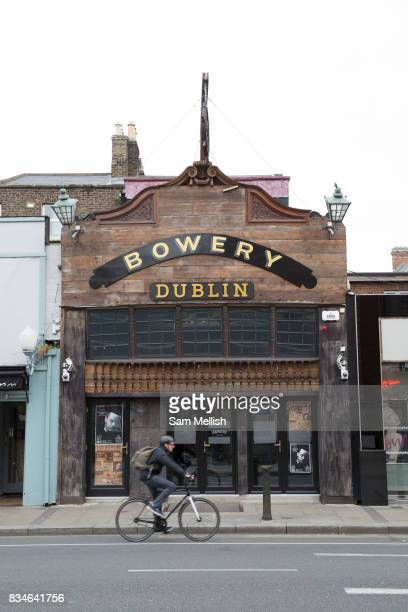 The Bowery on Rathmines Road on 06th April 2017 in Dublin Republic of Ireland The Bowery based in the bohemian area of Rathmines is a dedicated live...
