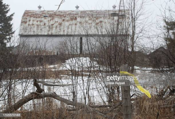 The boy was found in a barn near the corner of Heritage and Wanless in Brampton. A look at the sites involved in the kidnapping of a14-year-old North...