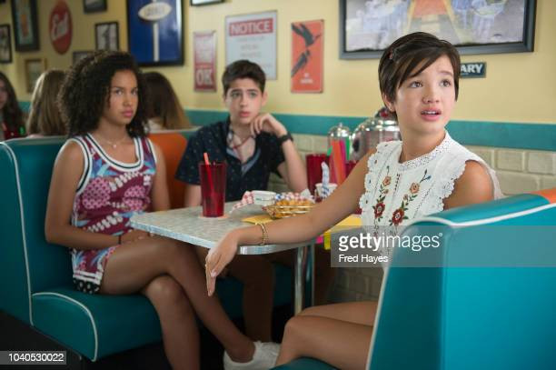 MACK 'The Boys are Back' Andi anxiously awaits Jonah's return from summer camp Andi is surprised to learn who Buffy likes Bex gives Celia a makeover...