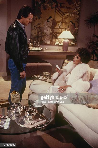 DYNASTY 'The Bracelet' Airdate January 27 1988 MICHAEL